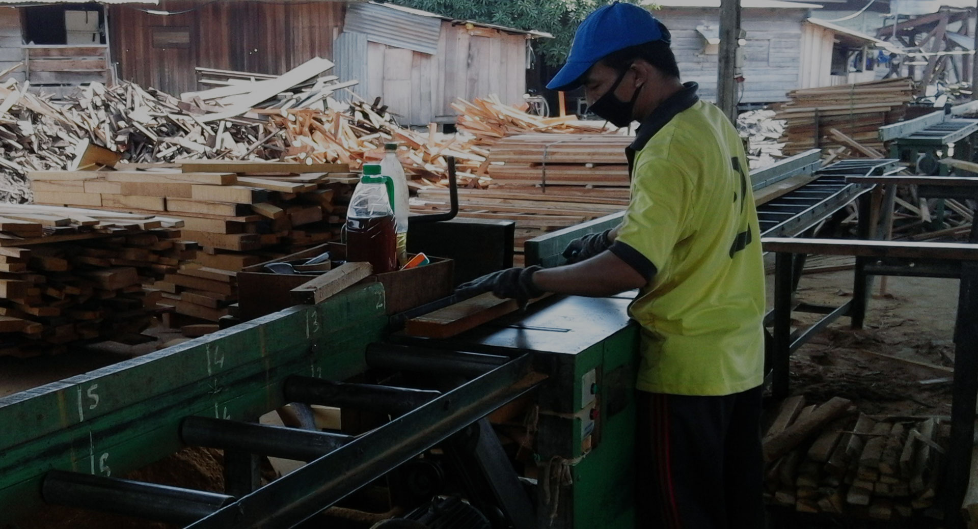 We Specialize in timber manufacturing - Cheowood Sdn  Bhd